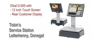Dibal Weighing and Labelling ScalesTobins Service Station Letterkenny Co Donegal