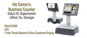 Mc Carrons Butchers Dalys Xl , Lifford, Donegal