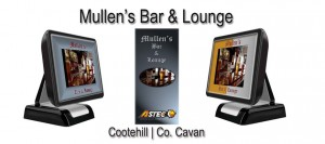 Bar ePOS Mullens Bar and Lounge Cootehill Cavan
