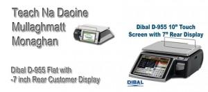 Teach Na Daoine Dibal D955 Labelling Scales