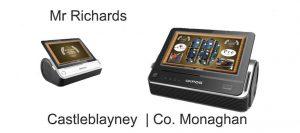 Ok POS Touch Screen Mr Richards Castleblayney Monaghan