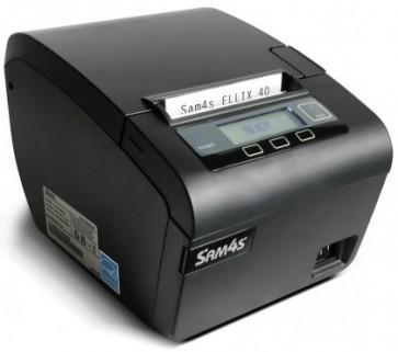 Sam4s Ellix 40 Usb  Serial  & Usb Parallel Receipt Printer