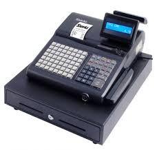Sam4s-ER 925 Raised Keyboard with Single Printer