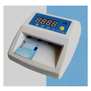 A Series Advanced Single Counterfeit Currency Note Detector