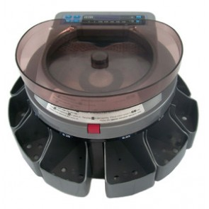 BMC CS200 Coin Counter and Sorter