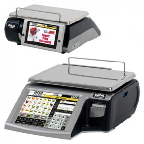 Dibal D955 Flat Label and Receipt Printer