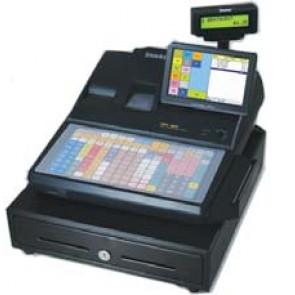 Sam4s-520 Flat Keyboard with twin station printers
