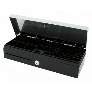 Stainless Steel Flip Top Cash Drawer