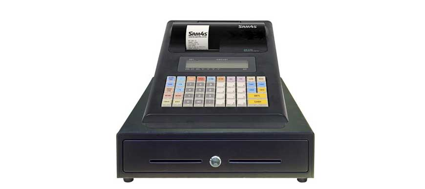 Sam4s 230 Cash Register