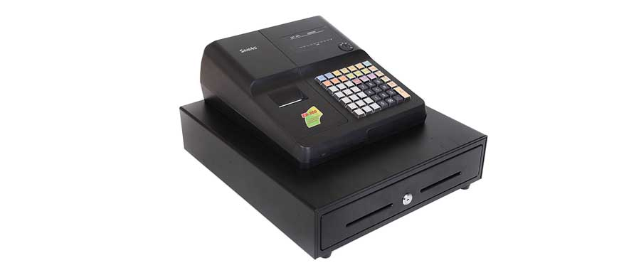 Sam4s ER260 Cash Register