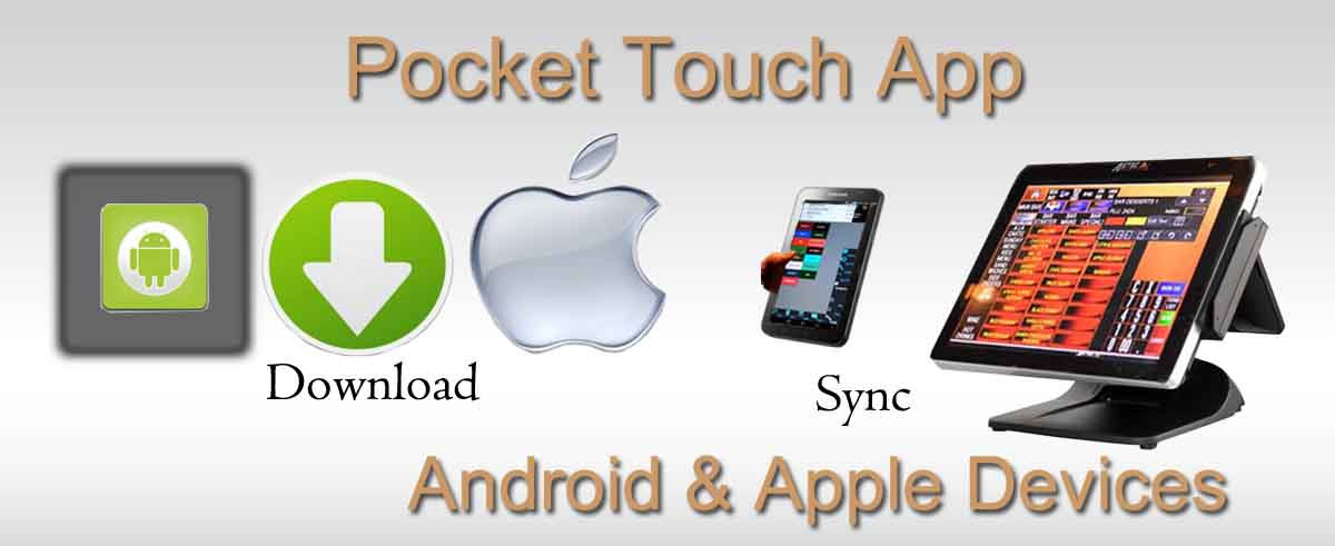 Pocket Touch App for Android and Apple IOS