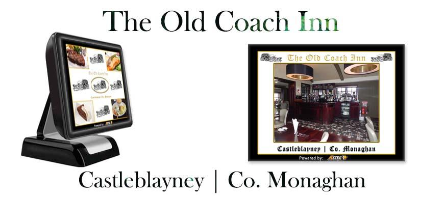 Bar Restaurant ePOS Old Coach Inn Castleblayney Monaghan