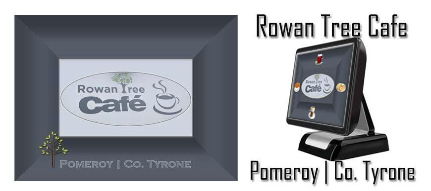Cafe ePOS Touch Screen System Rowan Tree Cafe Pomeroy Co. Tyrone