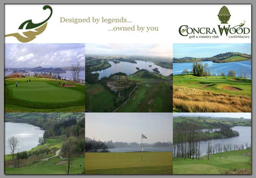 Concra Woods Restaurant and Golf Club Castleblaney Monaghan
