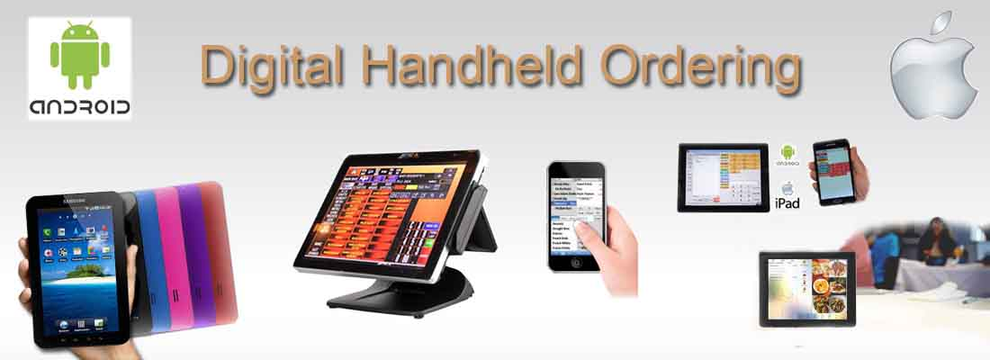 Digital Handheld Ordering