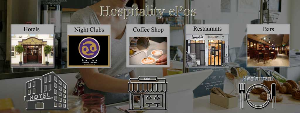 Hospitality ePOS Touch Screen Systems