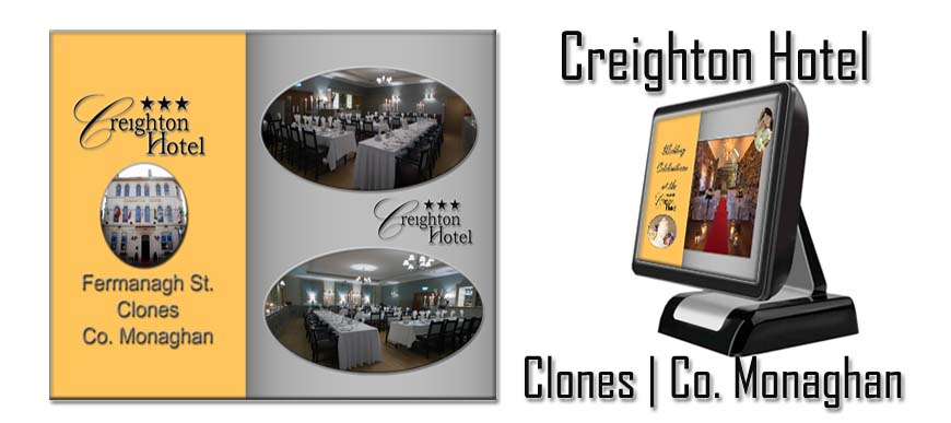 Hotel ePOS Touch Screen System Creighton Hotel Clones Monaghan