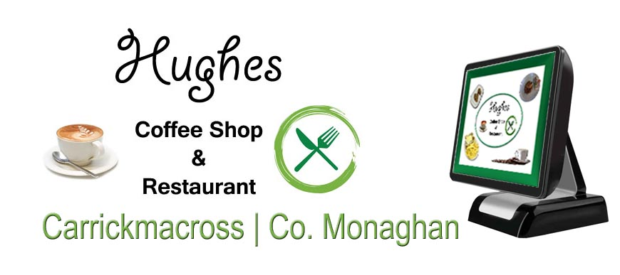 Hughes Coffee Shop and Restaurant Carrickmacross