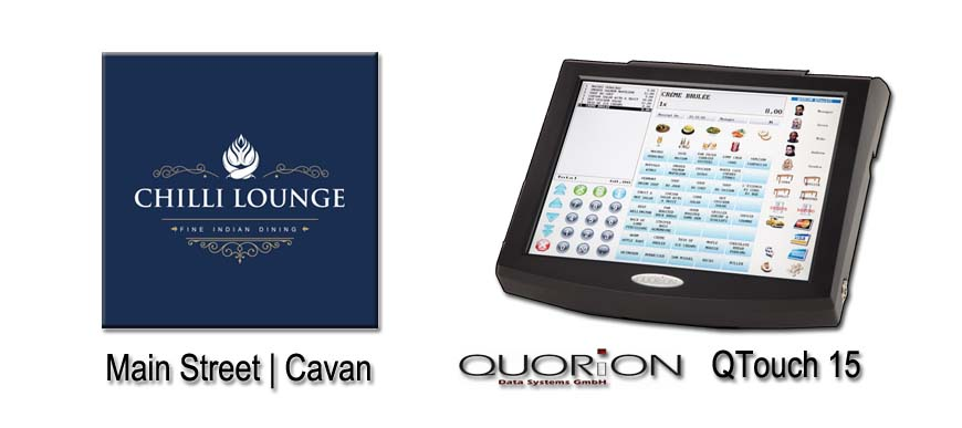 Restaurant ePOS System Chilli Lounge Cavan