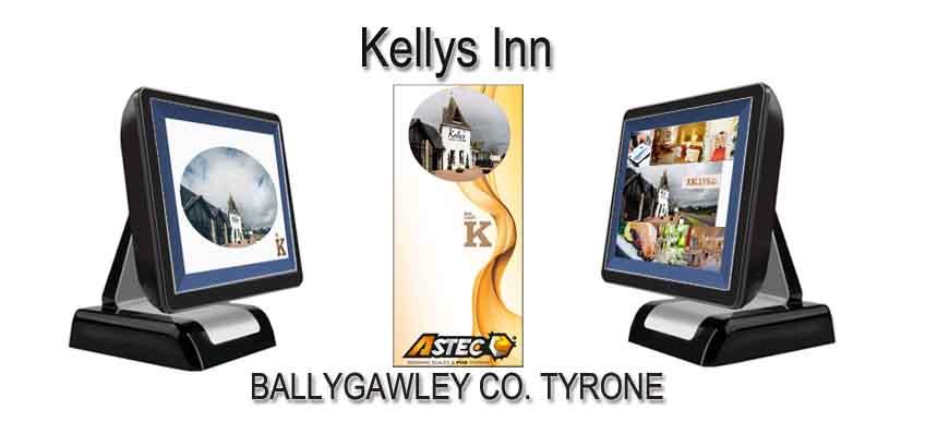 ePOS System for Kellys Inn Ballygawley Co. Tyrone