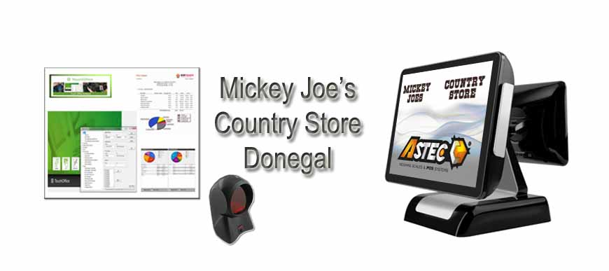 Mickey Joe's Country Store, Carrigart, Donegal