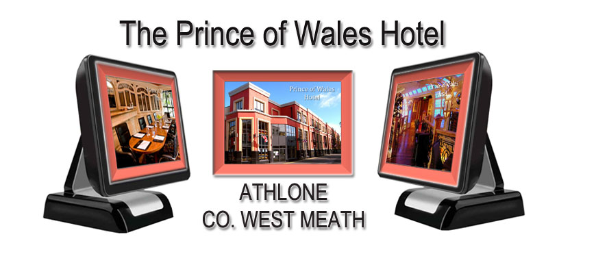 The Prince of Wales Hotel Athlone Co. West Meath