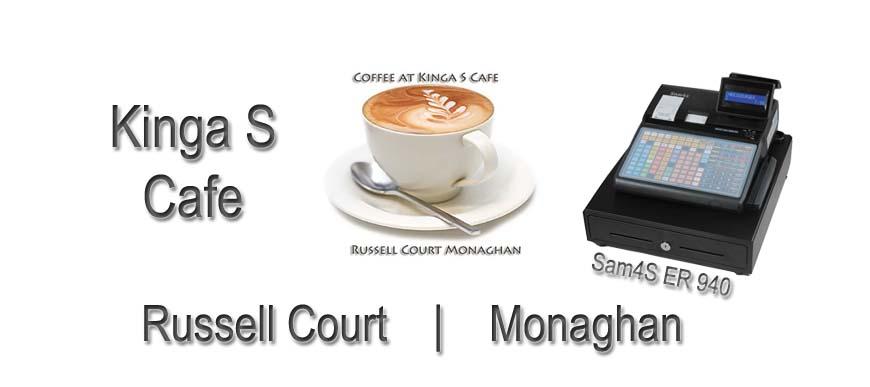 Kinga S Cafe Russell Court Monaghan