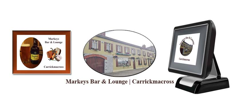 Bar ePOS Touch Screen System Markeys Bar Carrickmacross