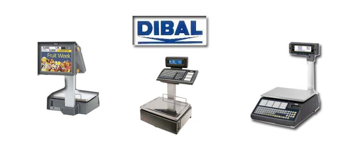 Labelling Scales Dibal