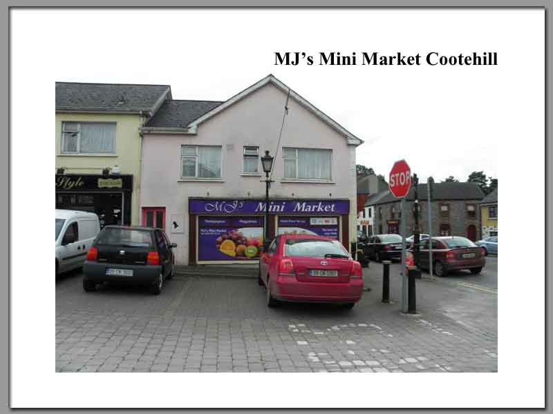 MJ's Mini Market Cavan