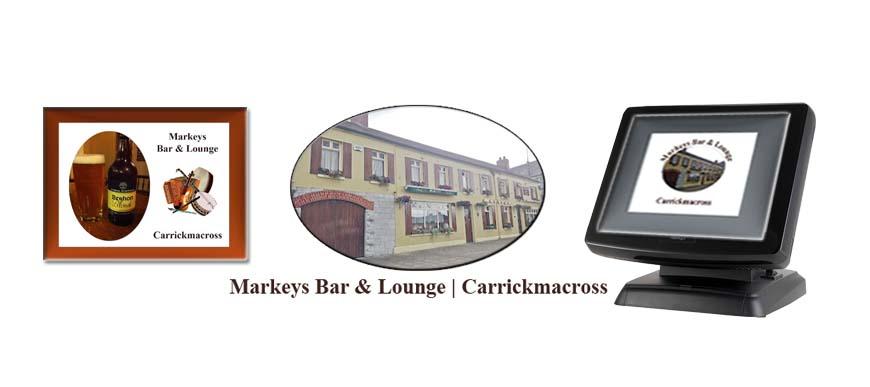 Bar ePOS Touch Screen System Markeys Bar Carrickmacross