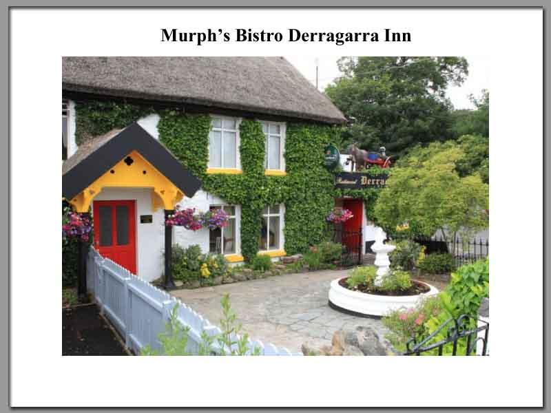 Murph's Bistro and Derragarra Inn Cavan