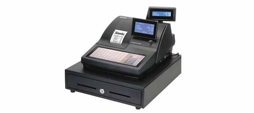 Sam4s NR 510 F Cash Register