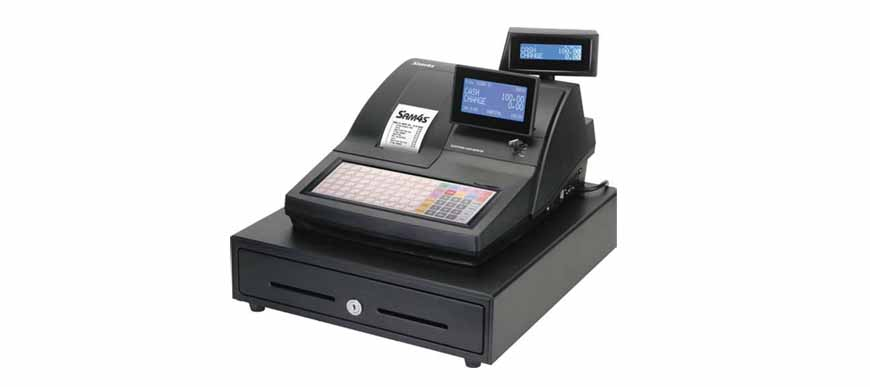 Sam4s NR 510 R Cash Register