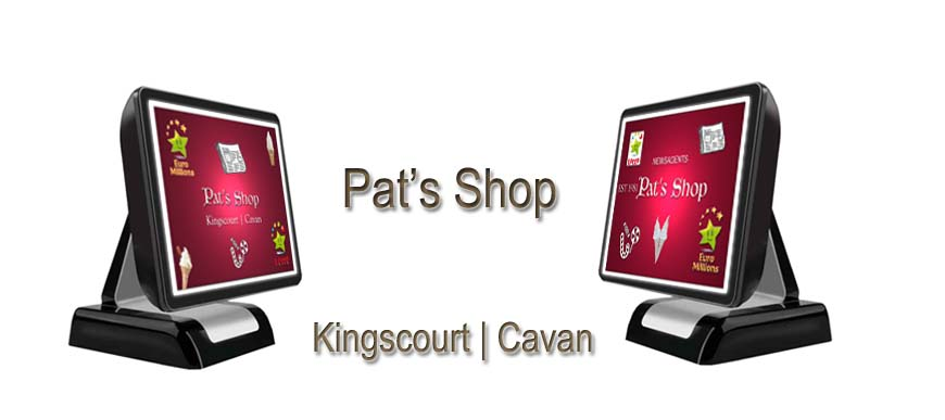 Pat's Shop Kingscourt Cavan