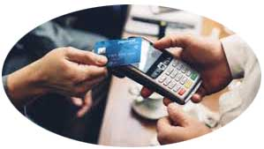 Pay at Table with Card