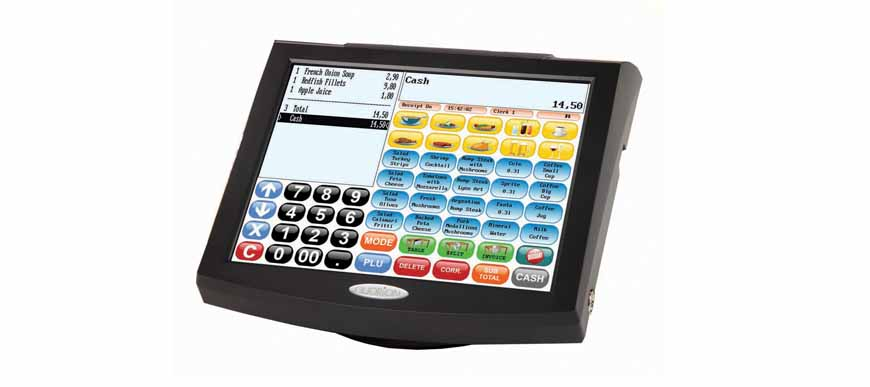 Quorion Q Touch 12 inch Touch Screen System