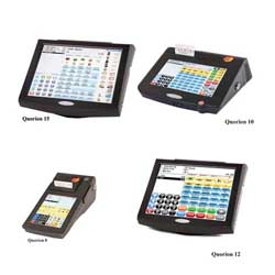 Quorion Touch Screen Systems
