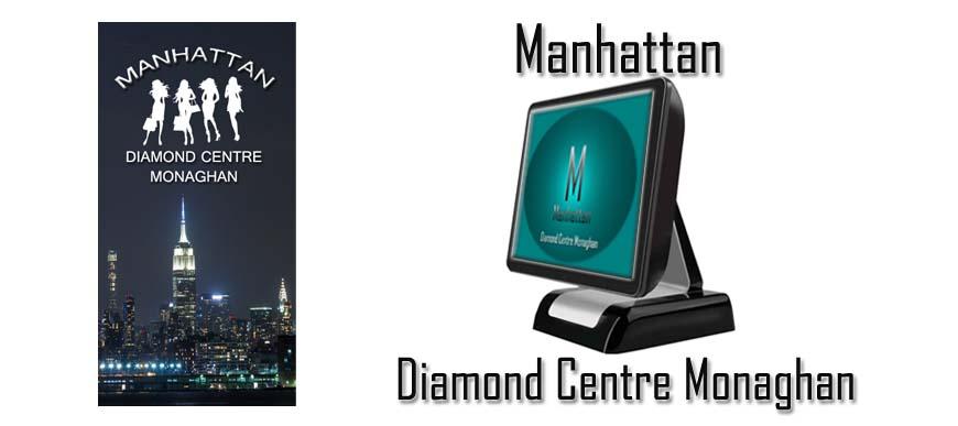 Retail Touch Screen ePOS System Manhattan Boutique Monaghan