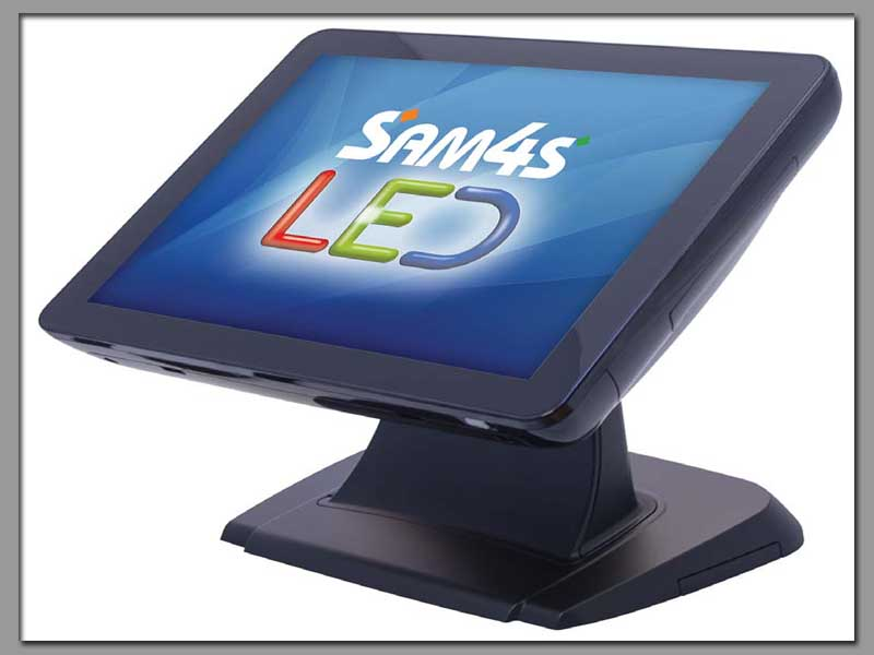 Sam4s 4801 Touch Screen