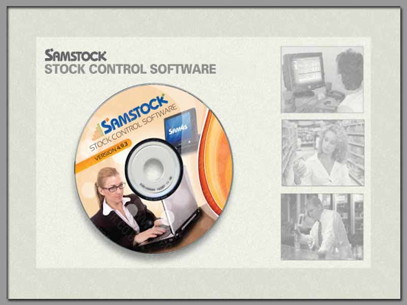Samstock Stock Control Software