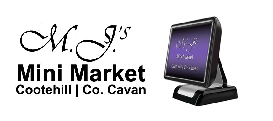 Supermarket Touch Screen System MJ's Cootehill Co. Cavan
