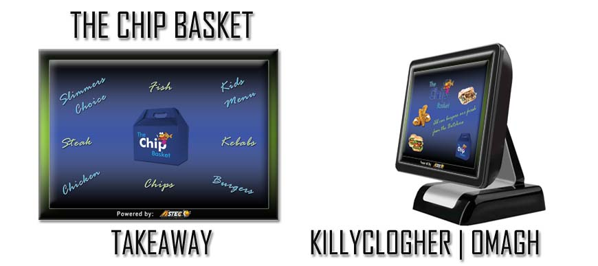 Takeaway ePOS System The Chip Basket Killyclogher Omagh