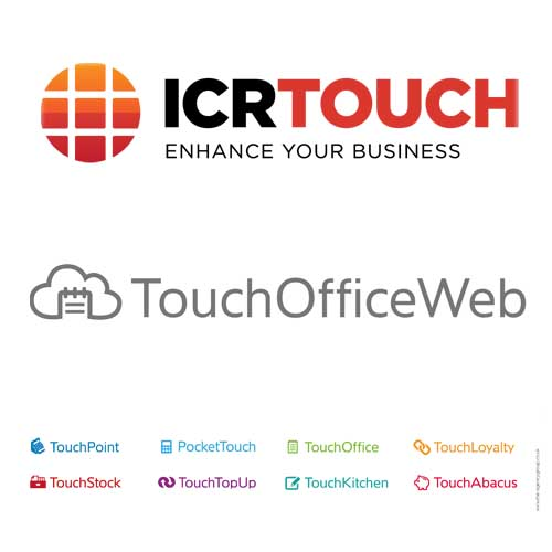 ePOS Software ICR Touch Office Web and TMS