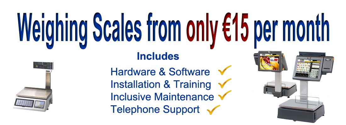 Weighing Scales Rentals