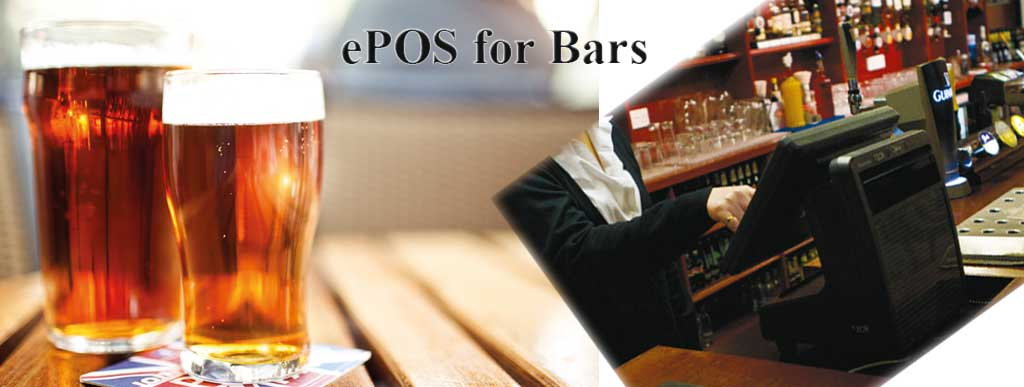 Bar ePOS Touch Screen Systems