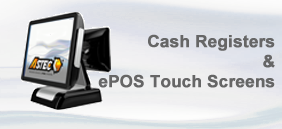 Cash Registers ans ePOS Touch Screen Systems