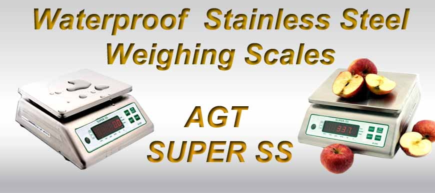 Weighing Scales Astec AGT Super SS
