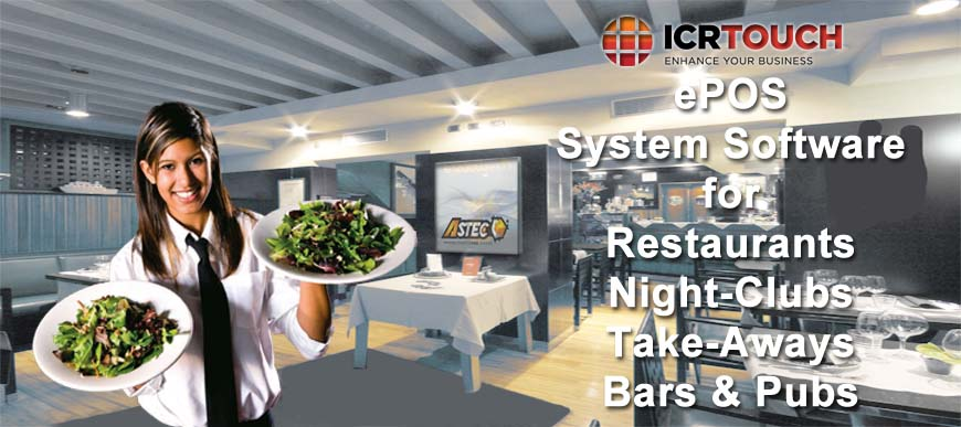 ICR Touch ePOS Software