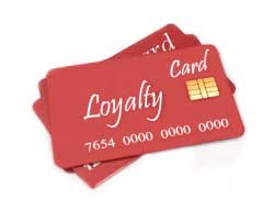 Loyalty and Reward Cards